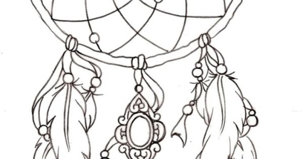 Dream Catcher Tattoo. Liven this tat