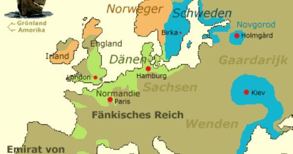 Pin Von Heikki Alapispa Auf Maps In 2020 Germanen
