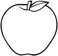 Dibujos Para Colorear De Manzanas Dibujos Para Colorear