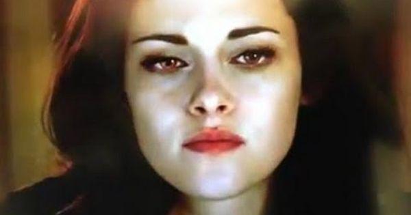 twilight breaking dawn ii bella as vampire makeup