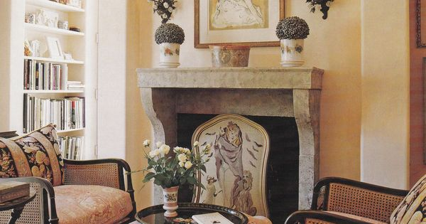 Montecito Residence Penny Bianchi Published Country French Decorating