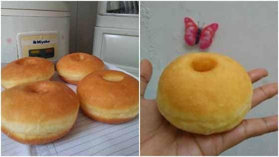 Resep Membuat Donat Kentang Super Empuk Dan Lembut Lezat Makanan Resep Memanggang Kue