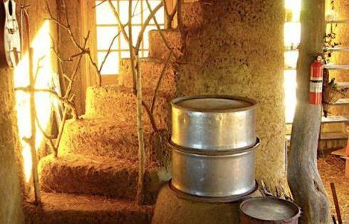 Calentadores de masas hermosa cohete foro estufas de - Foro estufas lena ...