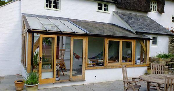 Lean To Conservatory Briantspuddle Dorset Pergolados