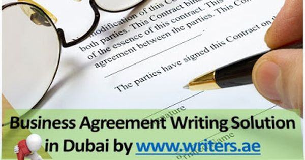 Writersae 10 Essential Steps for Writing a Business Agreemen - writing contract agreements
