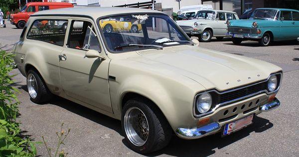 Versão Perua Ford Escort
