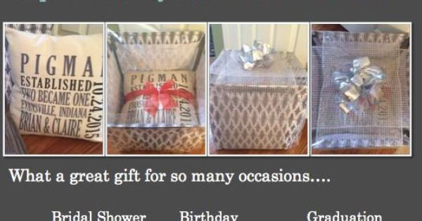 Thoughtful Wedding Gifts For Friends : ... !!! Pinterest Thoughtful wedding gifts, Gifts and Wedding gifts