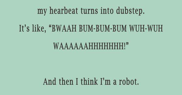 BWAAH BUM-BUM-BUM WUH-WUH WAAAAAAHHHHHHH! True story.