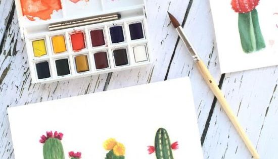 A series on watercolors for beginners this post talks for Watercolor supplies for beginners