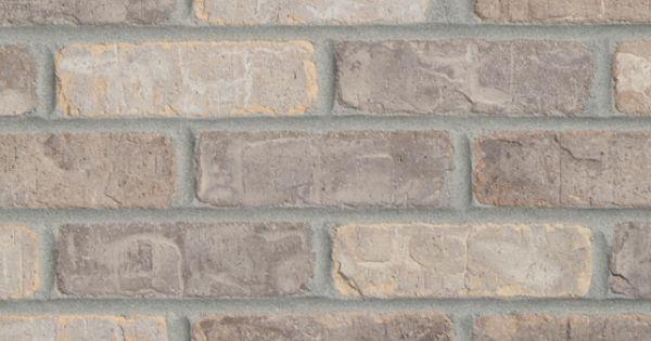 General Shale Saintcloud Brick Carpenter House