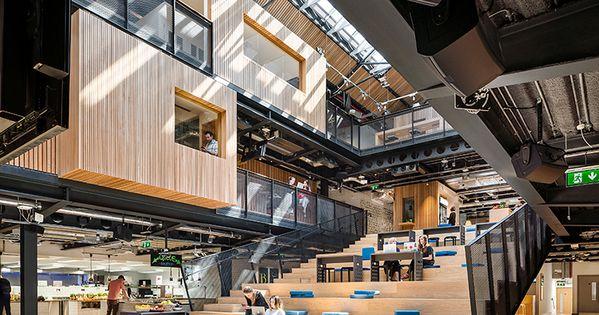 Airbnb opens international headquarters in dublin for Interior design agency dublin