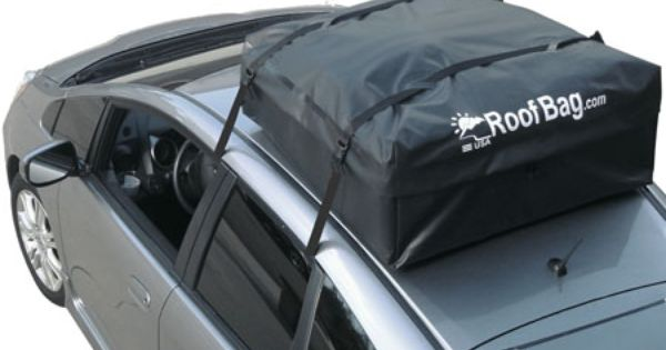 Must Have For Next Trip Roofbag Car Top Carrier For Cars Without Rack Waterproof Car Car Roof Storage Luggage Carrier