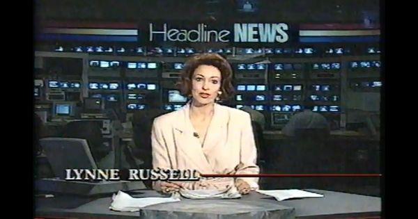 CNN Pinterest: CNN Headline News In The 1980's