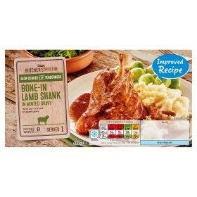 Asda Bone In Lamb Shank 1 Syn Slimming World Survival Food Hacks Slimming World Recipes