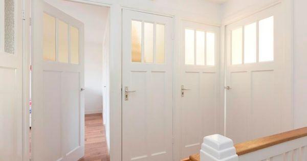 Aantal mooie paneeldeuren uit de jaren30 jammer van het deurbeslag - Deco originele wc ...