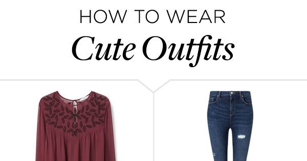 """""""Cute Fall Outfit"""" By Maryella-1 On Polyvore Featuring"""