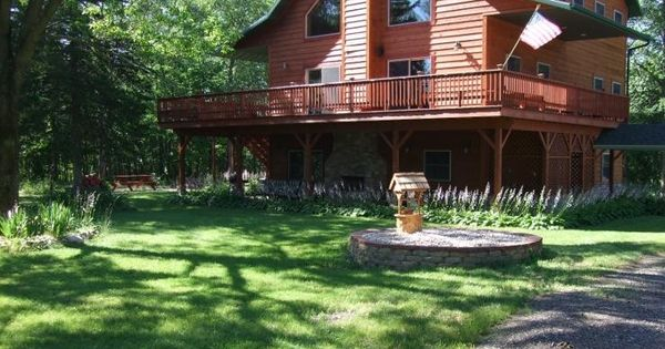 Devil 39 s lodge close to wisconsin dells devil 39 s lake for Cheap cabins in wisconsin dells