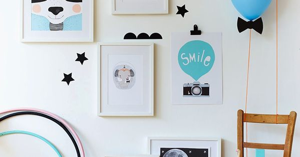 Lovely market news chambre enfant color e par la for Chambre enfant coloree