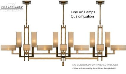 Fine Art Lamps Customization Program Designer Discounts Fine