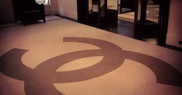 Chanel Rug Very Pinteresting Pinterest Chanel