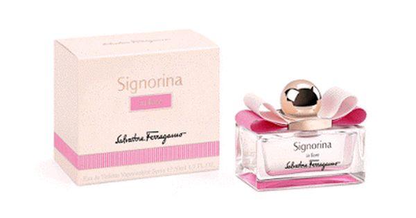 عطر سينيورينا إن فيوري Signorina In Fiore Perfume Bottles Perfume Bottle