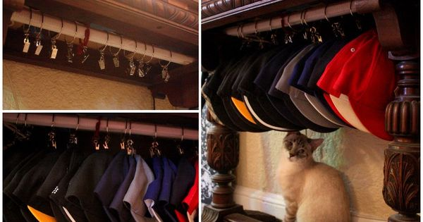 worth saving hanging baseball cap storage for accumulated caps internals hoed ideas