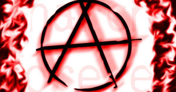 Anarchy Anarchy Symbol Anarchy Symbols