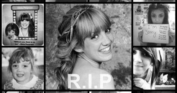 Rest In Paradise Olivia Jane Penpraze 2 2 1993 4 3 2012 We Miss You 3 In Memes Are You Happy Pierce The Veil