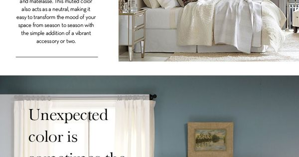 like this color choose a paint color for your bedroom pottery barn