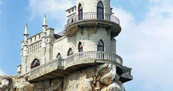 Swallow's Nest Castle, Crimea, Ukraine | Most Beautiful Pages