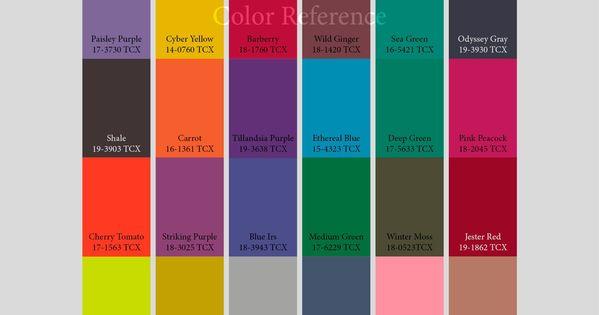 Afbeeldingsresultaat Voor Kleuren Winter 2020 2021 Kleurenleer Kleur Trends Kleuren