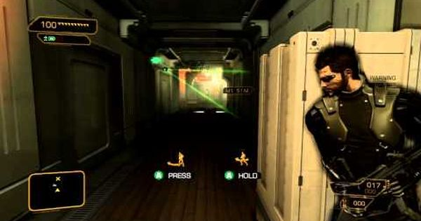 Deus Ex Human Revolution Walkthrough Part 4 Mission 1 Hacking Gameplay Commentary Youtube Deus Ex Deus Ex Human Human