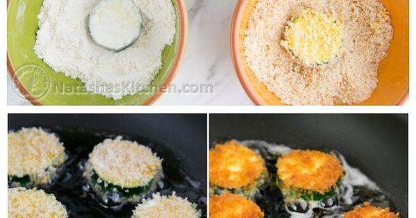 Crisp Zucchini Bites