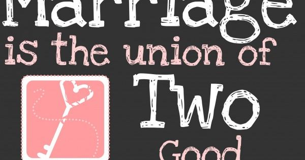 A happy marriage is the union of two good forgivers. marriage quote