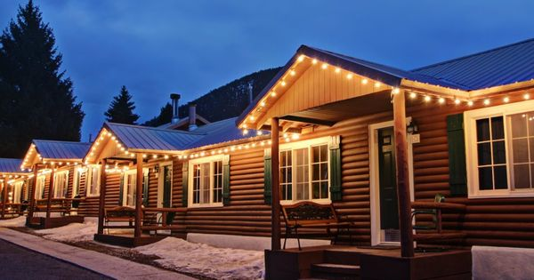 Two Bedroom Cabins Three Bears Lodge Red River, New Mexico