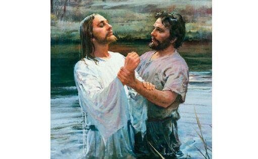 Object lessons baptism program and baptisms on pinterest