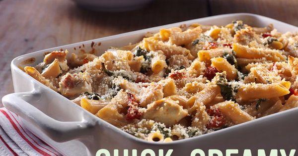 Chicken pasta, Casseroles and Pasta on Pinterest