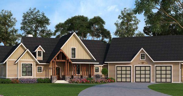 Monster House Plans Ranch