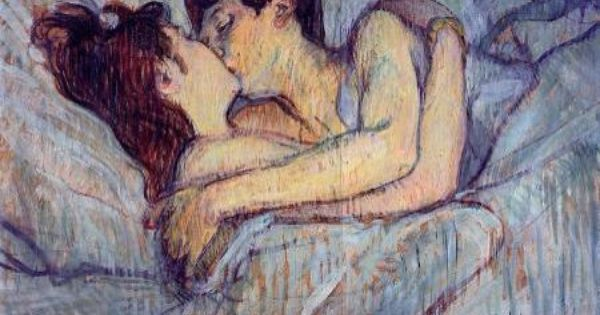 Henri Toulouse Lautrec Lautrec Frequented A Lesbian Bar In Paris