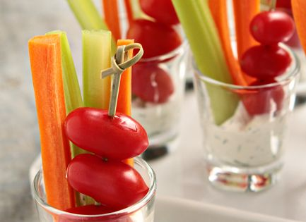 Shot Glass Appetizers: All-In-One Finger Foods For Your Next Party Recipe Roundup