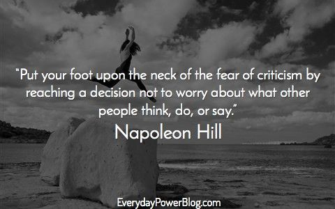 Inspirational Napoleon Hill Quotes From Think And Grow Rich