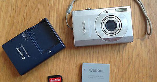 Canon Powershot Digital Elph Sd790 Is Digital Ixus 90 Is Digital Camera Canon Digital Camera Digital Camera Powershot