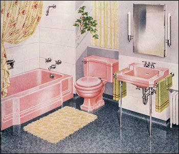 Pink Bathroom Suite This Would Be My Dream Bathroom Pink