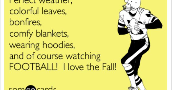 Fall (uh hem Autumn) is my favorite season duh