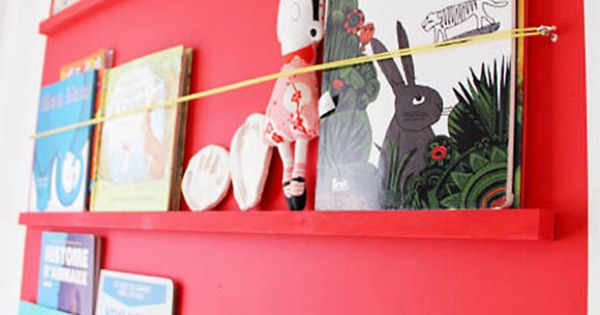 Diy Projects: 12 DIY Ideas for Kids Rooms