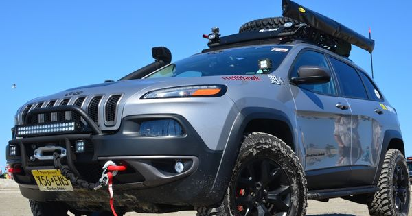 Lift Kits For Jeeps >> 2014-2017 Jeep Cherokee KL Lift Kits & Accessories ...