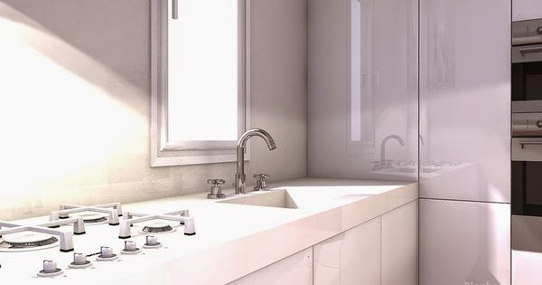 Minipiso 25m2 5x5 Blanco Con Toques Verdosos Mini Maison Et