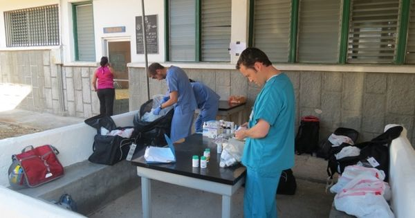 Drew M Rose RVU Medical Student Volunteer in Honduras