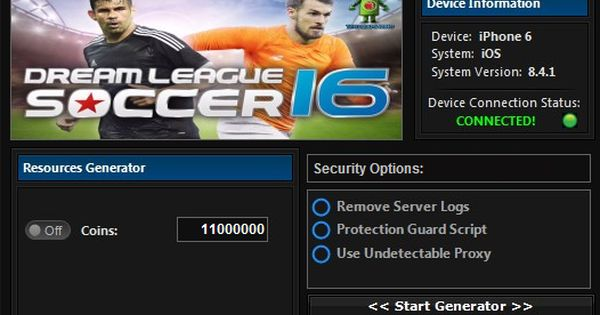 Dream League Soccer 2016 Hack Android Ios Www Hackswork Com Ios Games Generation Online Driving School