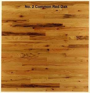 Flooring Red Oak Floors Hardwood, 2 Common Red Oak Flooring